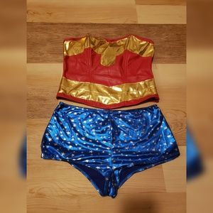 Roma Wonder Woman Costume